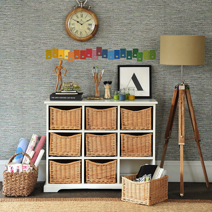 Farmhouse Ivory 9 Drawer Chest The Cotswold Company Living roomStorage