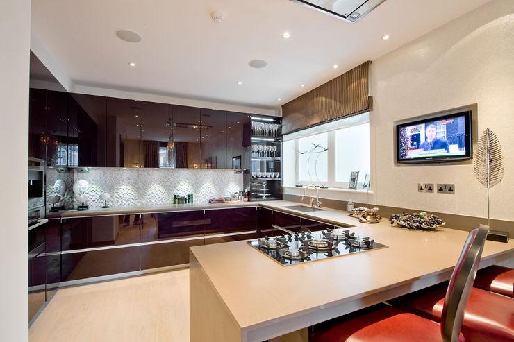 Kitchen RBD Architecture & Interiors Cocinas de estilo moderno