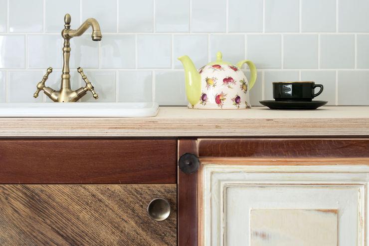 Kitchenette detail homify Ausgefallene Küchen