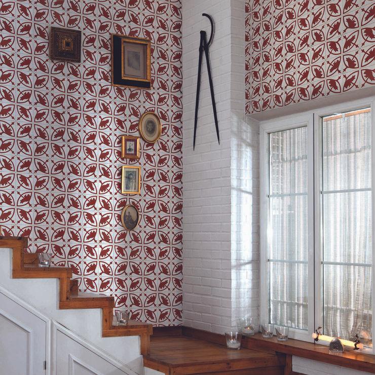 Tiles 'Digitally Printed' Wallpaper Collection Paper Moon Walls & flooringWallpaper