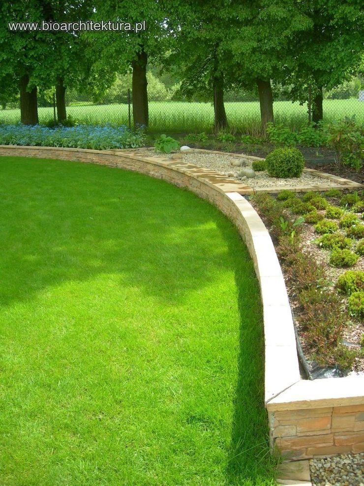 Bioarchitektura - Ogrody, Krajobraz, Zieleń we wnętrzach Сад