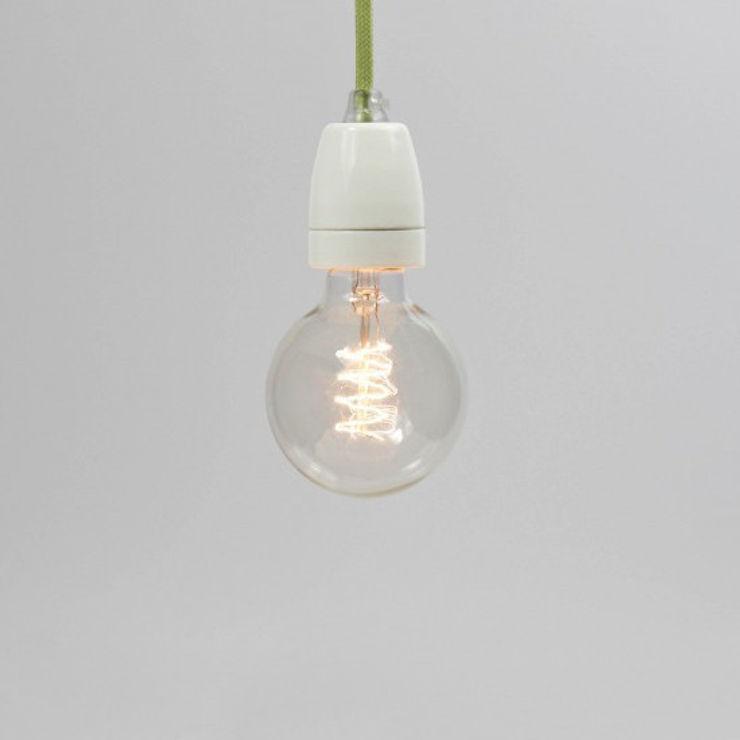 NUD Globe Light Bulb | 80mm Roo's Beach BedroomLighting