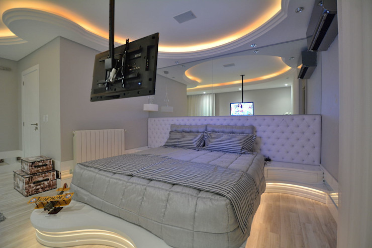 Paulinho Peres Group Спальня