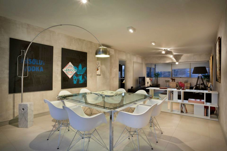 Cohen - Reig Arquitectura & Interiorismo Modern living room
