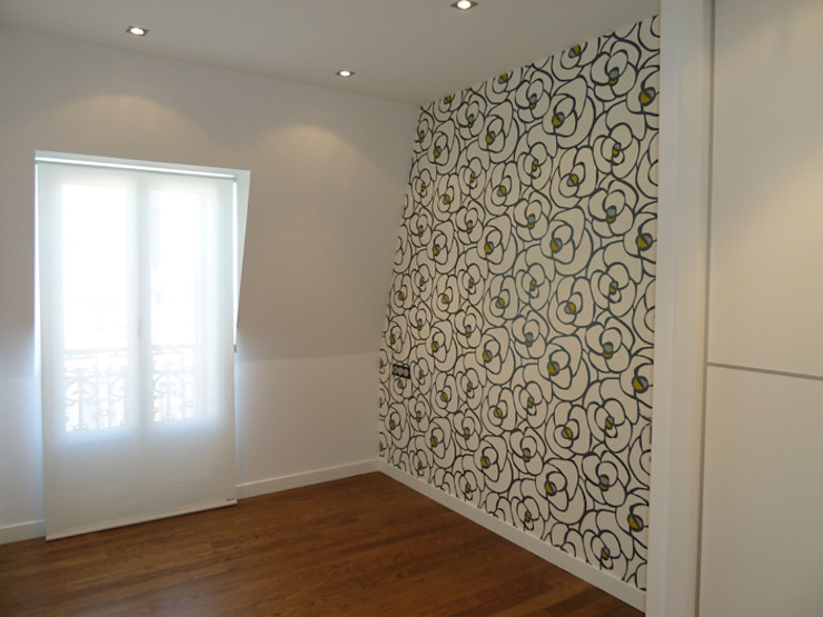ERRASTI Modern style bedroom