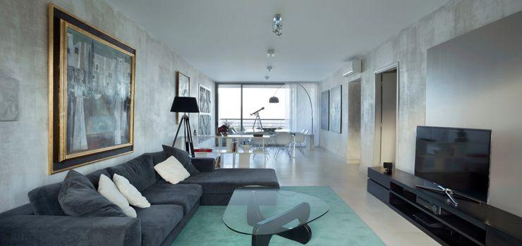 Cohen - Reig Arquitectura & Interiorismo Moderne Wohnzimmer