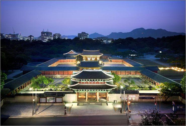 Eon SLD Asiatische Veranstaltungsorte