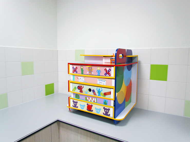 studio Che Eyzenbach Hospitals