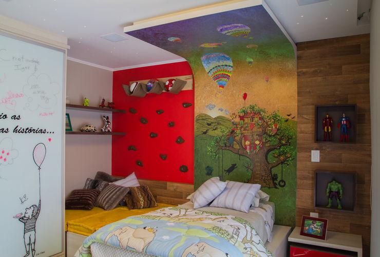 Nesta Espaços Extraordinários Modern nursery/kids room