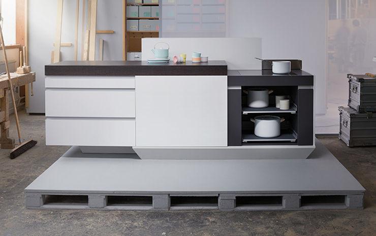 Es lebe der Küchenblock! Küchenwerkstatt Josef Kriener KücheSchränke und Regale