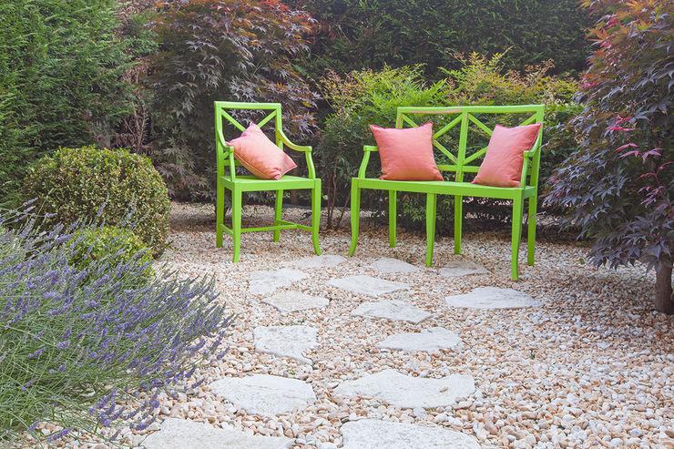 silvia delpiano studio e progettazione giardini Eclectic style garden