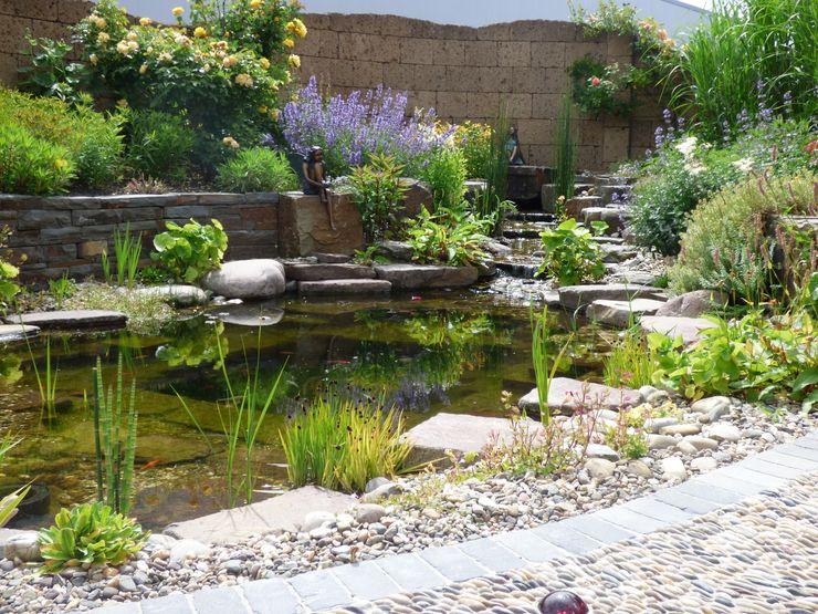 Gärten für Auge und Seele 지중해스타일 정원