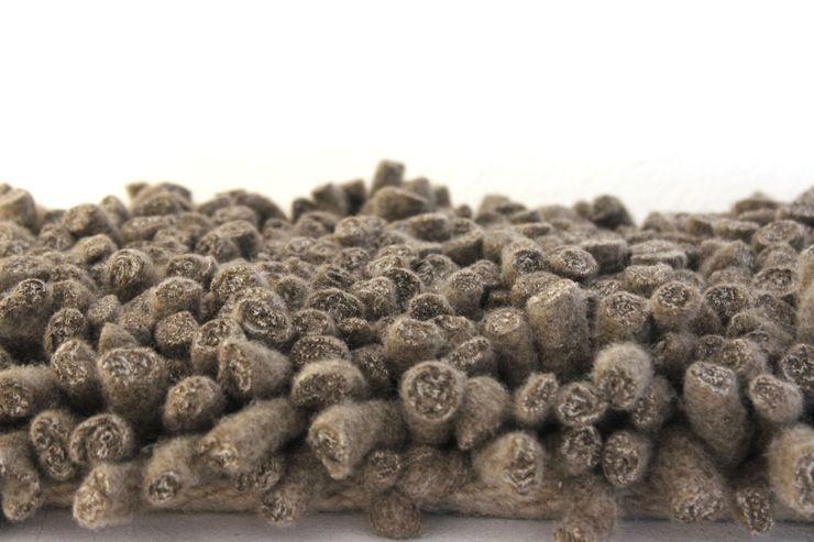 Lana Perla Bio Teppich Second Life Rugs- handgeknüpfte Bio-Teppiche Manufaktur Wände & BodenTeppiche und Läufer