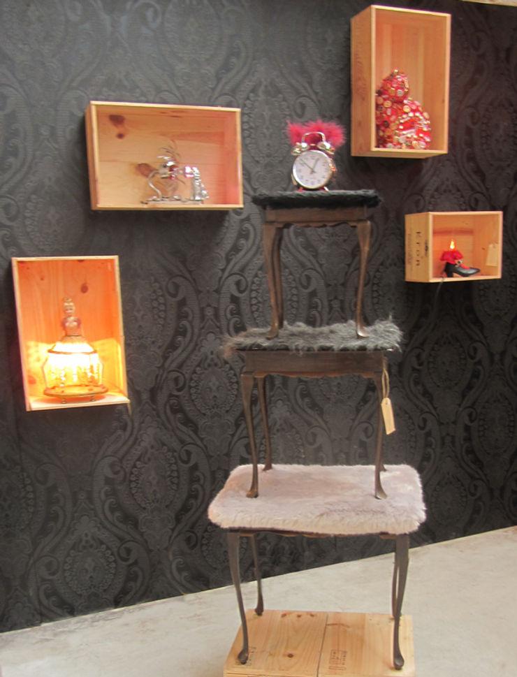 (D-)esign Day, Designbeurs voor ontwerpers die ontwerpen én maken, Maastricht Cucú Eclectische exhibitieruimten