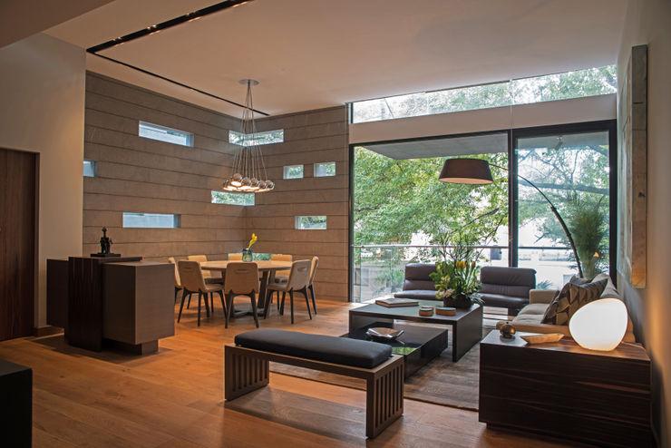 PH Andersen Faci Leboreiro Arquitectura Comedores modernos