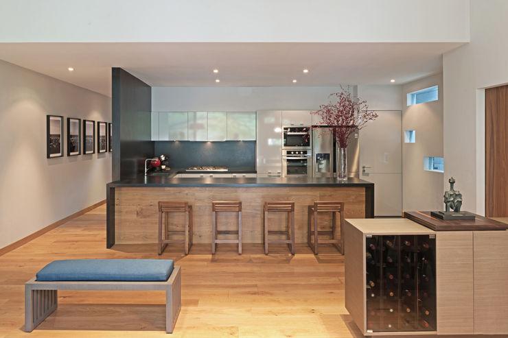 Faci Leboreiro Arquitectura Moderne Küchen