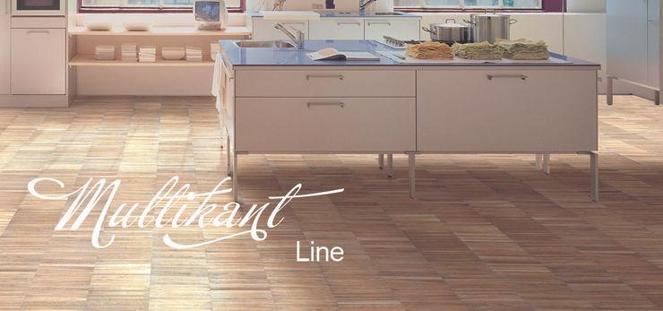 Bahar Parke Industrial style kitchen