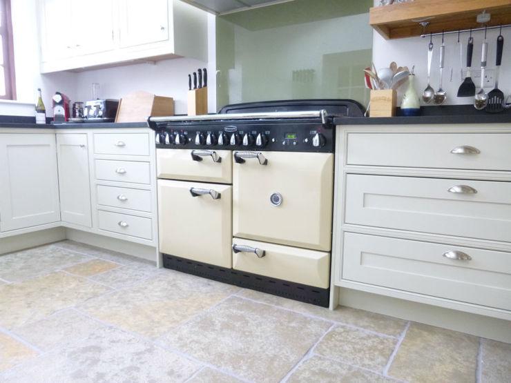 The Classic Shaker Kitchen Duck Egg Kitchens Dapur Klasik