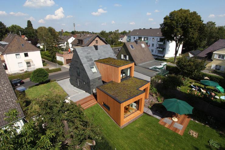 Rathscheck Schiefer und Dach-Systeme ZN der Wilh. Werhahn KG Neuss Rumah Modern