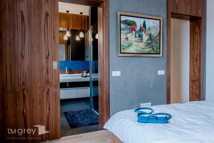 TiM Grey Interior Design Спальня