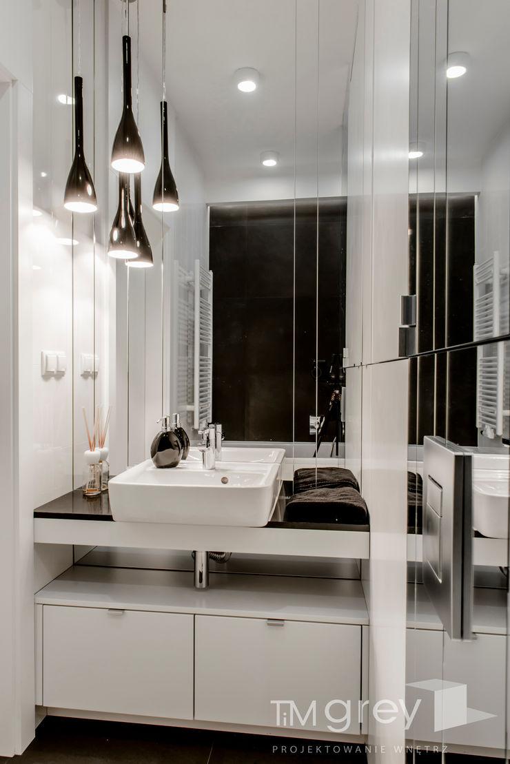 TiM Grey Interior Design Ванна кімната