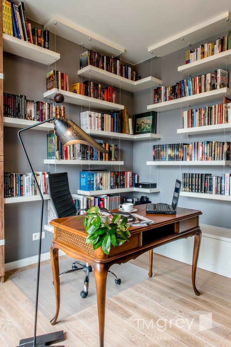 TiM Grey Interior Design Офіс