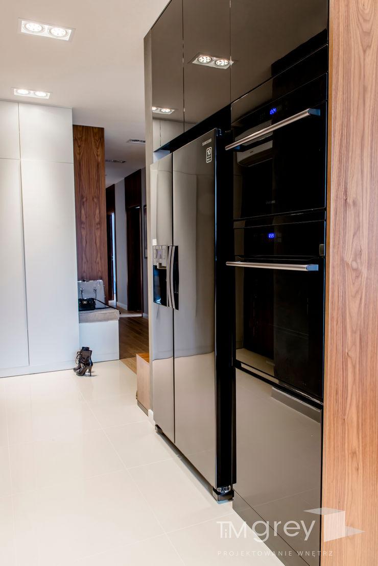 TiM Grey Interior Design Кухня