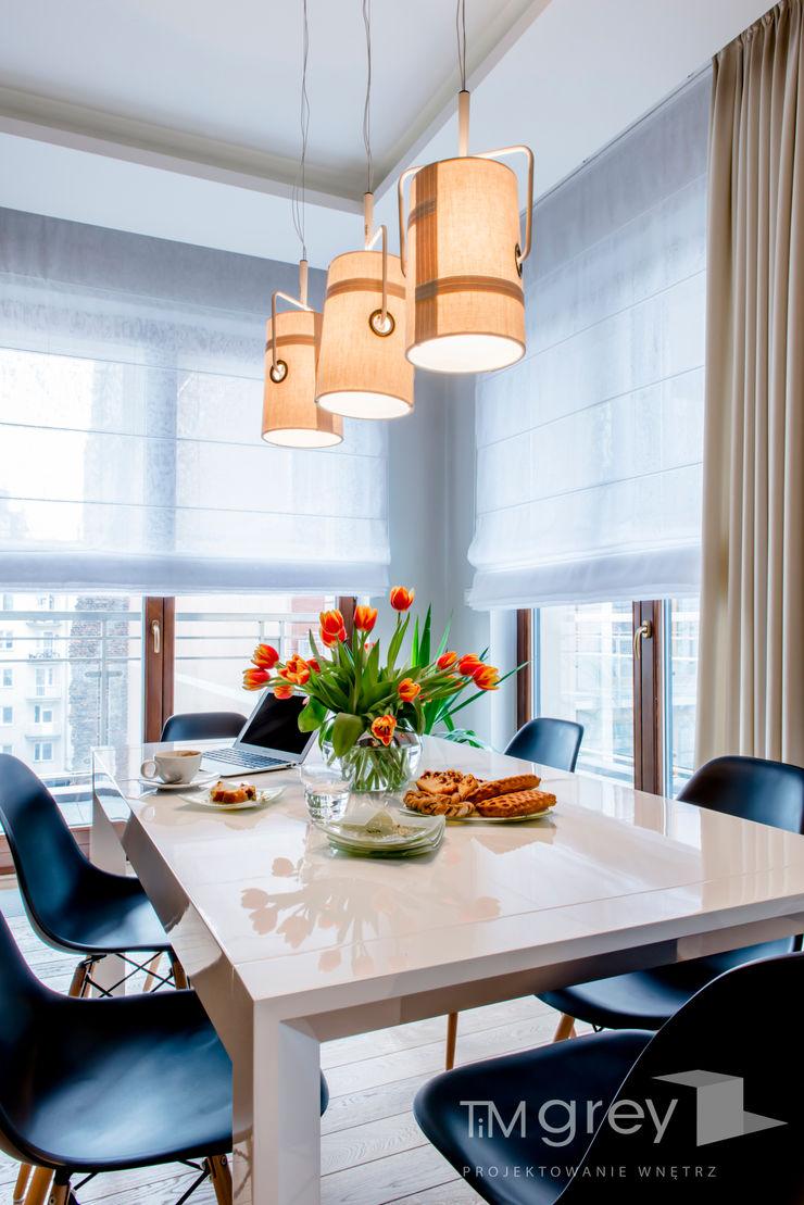 TiM Grey Interior Design Їдальня