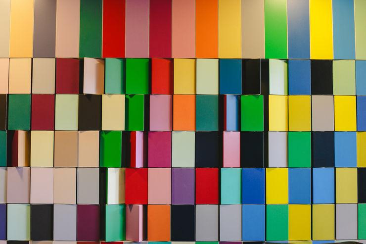 Paint Store homify Negozi & Locali commerciali in stile eclettico