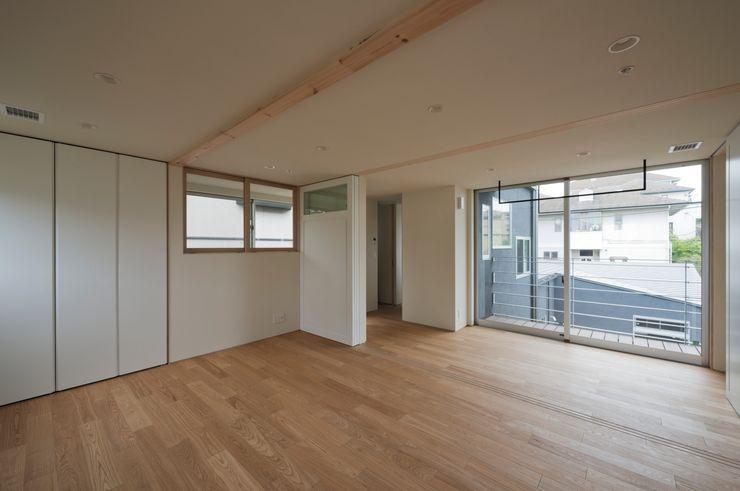 DROP ON LEAF 充総合計画 一級建築士事務所 モダンデザインの 子供部屋