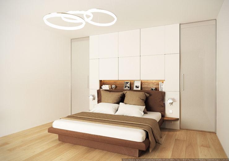 ECOForma Minimalist bedroom