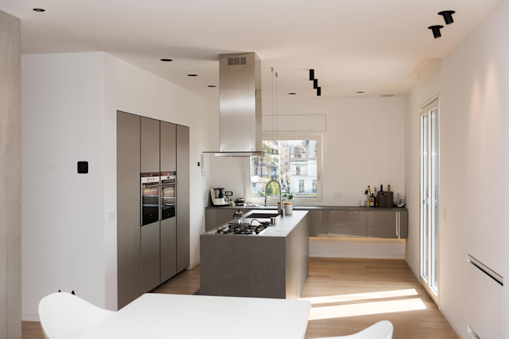 Cucina Studio Vesce Architettura Cucina moderna