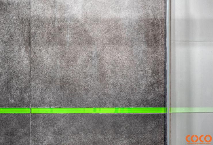 COCO Pracownia projektowania wnętrz Murs & Sols minimalistes