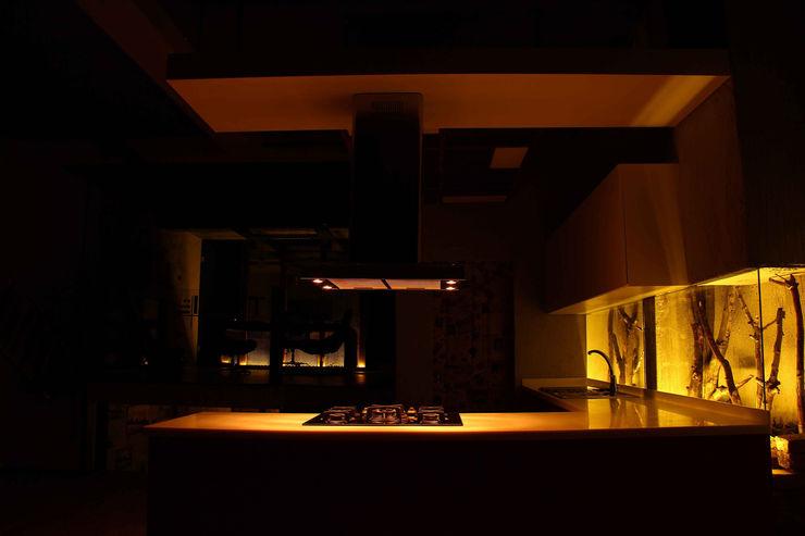 Loft House Tasarım Ofisi Eclectic style kitchen