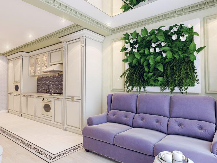 Volkovs studio Klasik Oturma Odası