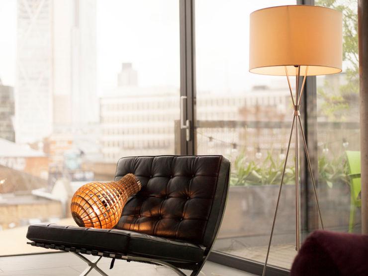 The Aura david.sommer Living roomLighting