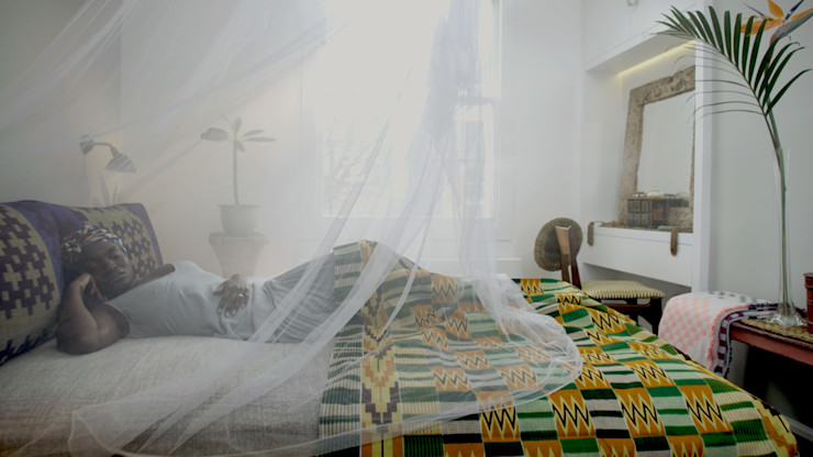 Peponi House STUDIO [D] TALE Tropical style bedroom
