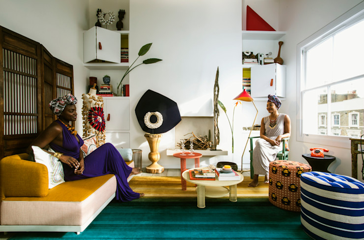 Peponi House STUDIO [D] TALE Salones tropicales