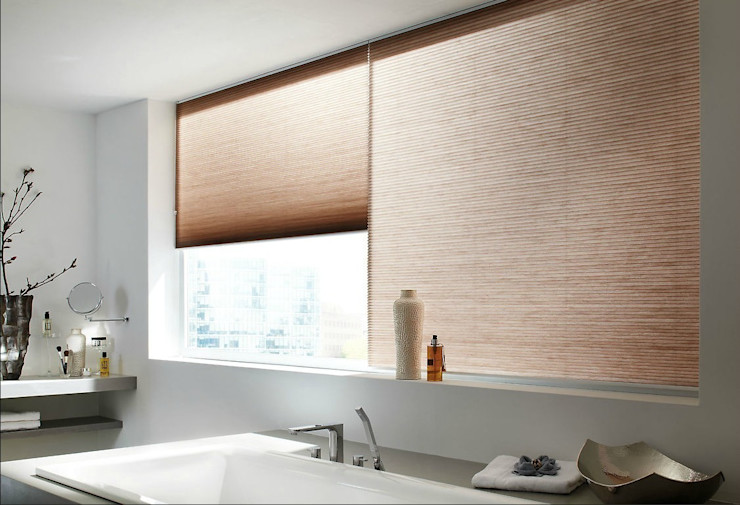 Lasciati Tendare Minimalist style bathrooms