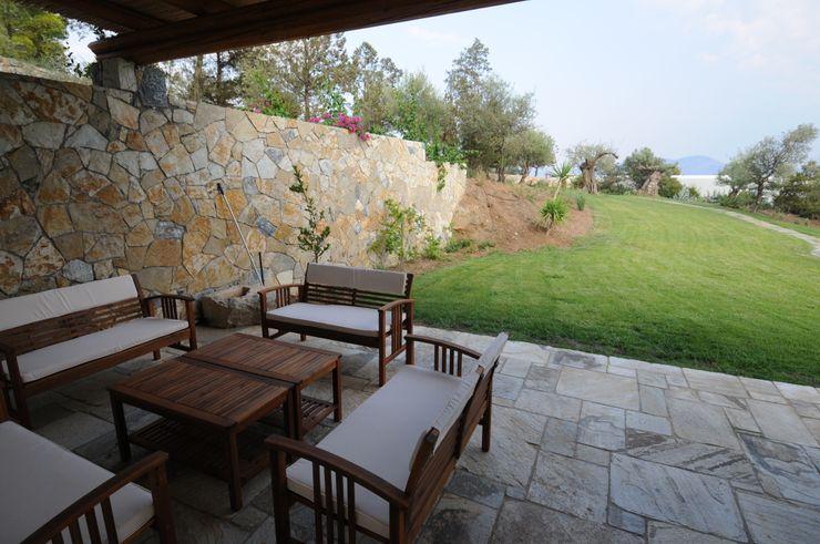 CARLO CHIAPPANI interior designer Mediterranean style garden