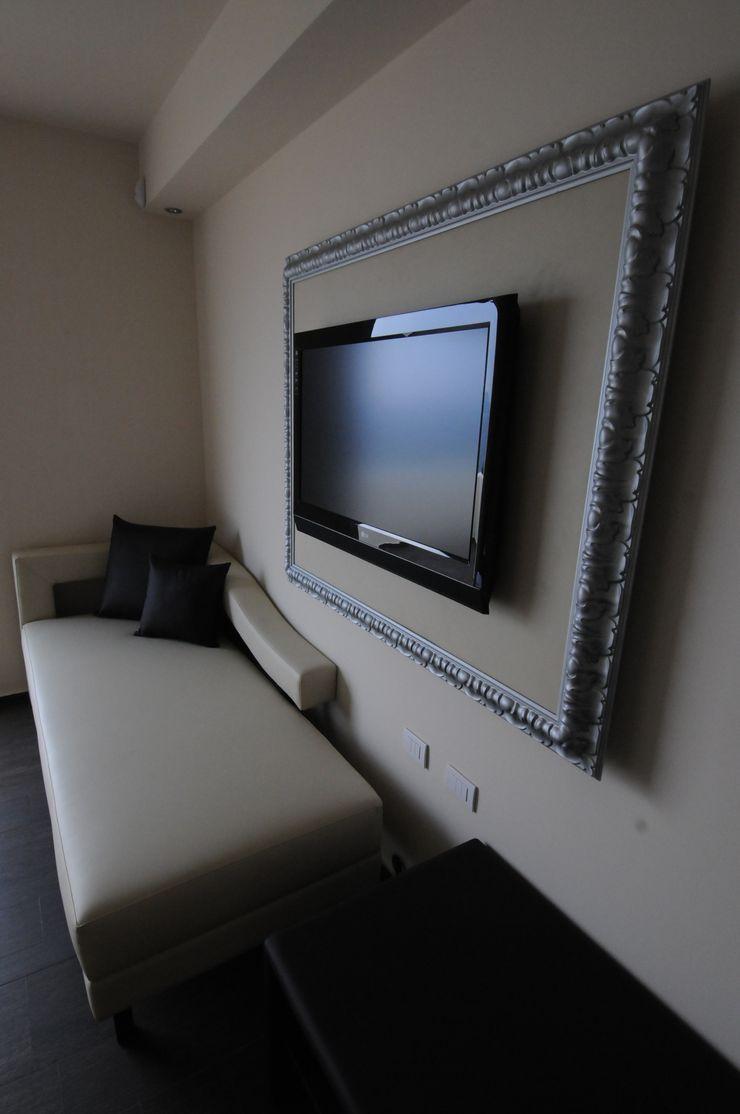 CARLO CHIAPPANI interior designer Mediterranean style bedroom