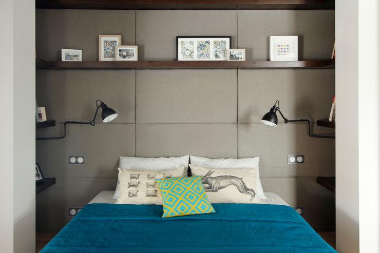 ZE Workroom studio BedroomBeds & headboards