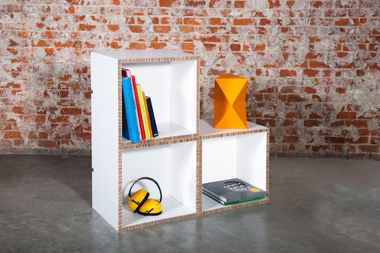 CARDBOARD FURNITURE AND PROJECTS Study/officeCupboards & shelving