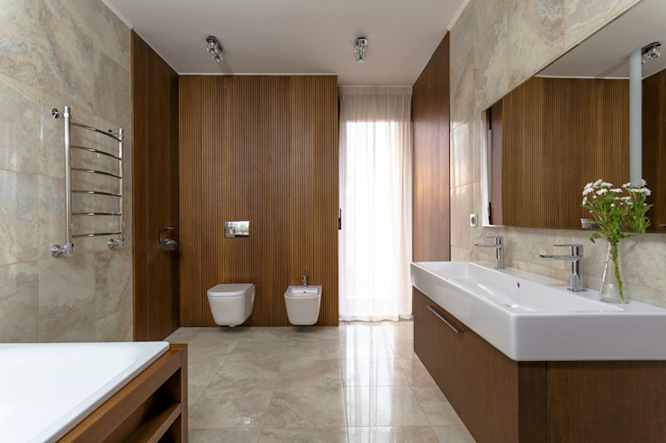 ALEXANDER ZHIDKOV ARCHITECT Ванна кімната