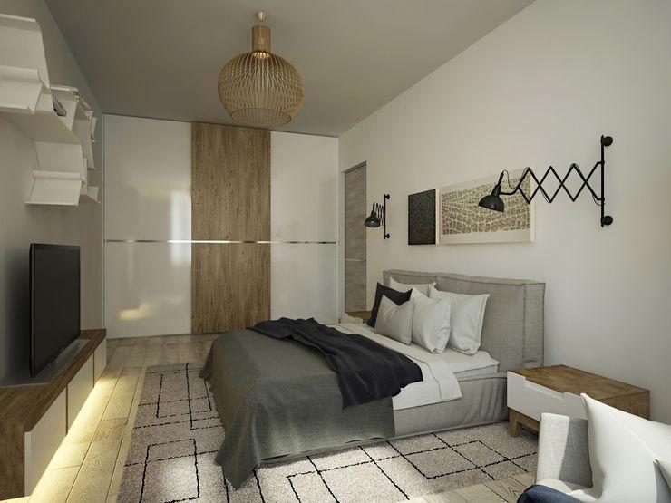 Polovets design studio Bedroom