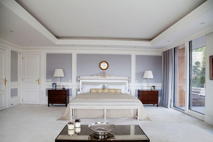 Kerim Çarmıklı İç Mimarlık Modern style bedroom
