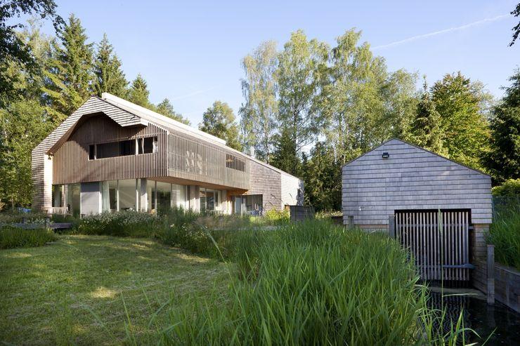 architekt stephan maria lang Scandinavian style houses