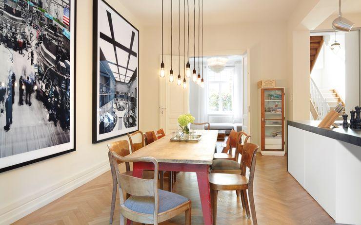 Schmidt Holzinger Innenarchitekten Modern Dining Room