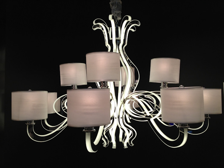 MD130143-12A Avivo Lighting Limited Столовая комнатаОсвещение