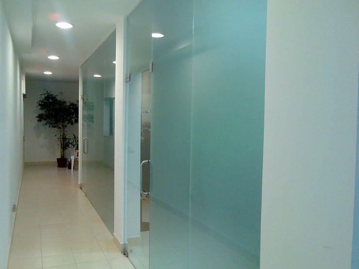 Autovidreira Office buildings